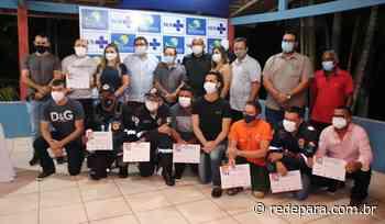 Prefeitura e Secretaria de Saúde de Paragominas participam de homenagem aos socorristas do Samu - REDEPARÁ
