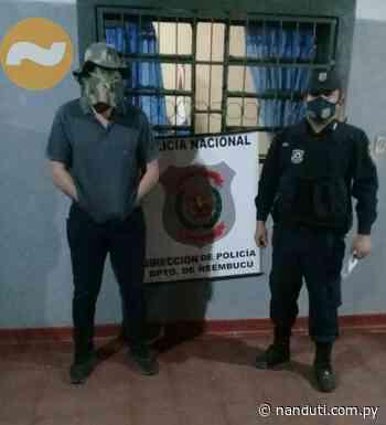 Se entrega el suboficial sospechoso del feminicidio en San Juan del Paraná | Ñanduti - Radio Ñanduti