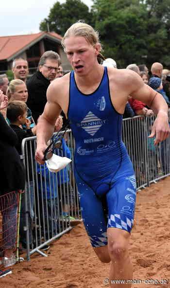 Rundenzählen beim Sprint-Triathlon | Foto: Andreas Schantz - Main-Echo
