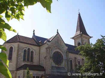 Visite guidée de l'église Saint-Michel Église Saint-Michel - Unidivers