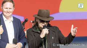 Reeperbahn, alles klar... – Udo Lindenberg beim Kultursommer - Hamburger Abendblatt