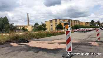 Feuerwehreinsatz: Pkw gerät in Finsterwalde in Brand – mehrere Zehntausend Euro Schaden - Lausitzer Rundschau