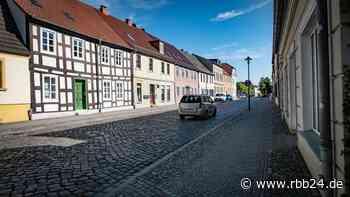 Uckermark: Stadtfest in Templin abgesagt - rbb24