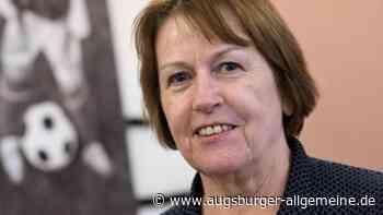 """DFB-Vize Hannelore Ratzeburg: """"Bin schon hart im Nehmen"""" - Augsburger Allgemeine"""