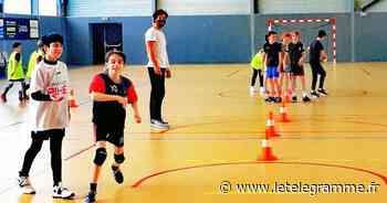 À Plougastel-Daoulas, des stages de handball pour profiter de l'été avec le PIHB - Le Télégramme