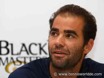 Pete Sampras würdigt Roger Federer, Rafael Nadal und Novak Djokovic - Tennis World DE