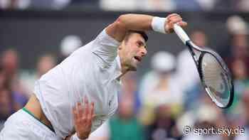 Wimbledon News: Novak Djokovic und Roger Federer im Viertelfinale - Sky Sport