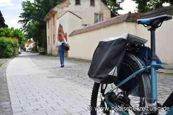 Die Holperstrecke in Lörrach-Stetten ist kein Hindernis mehr - Lörrach - Badische Zeitung - Badische Zeitung