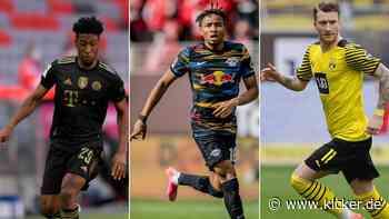 Die Bundesliga-Trikots für die Saison 2021/22