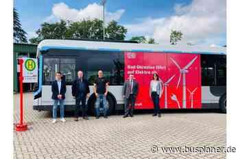 Bad Oldesloe: Ebusco-Stromer im Testbetrieb - busplaner