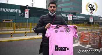 Delantero argentino Lucas Campana llegó a Lima para jugar por Sport Boys - Diario Depor