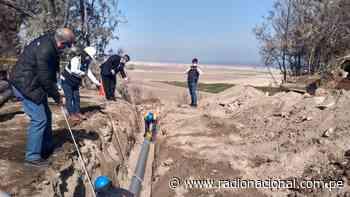 Ilo: ejecutarán proyecto para mejorar el servicio de agua potable - Radio Nacional del Perú