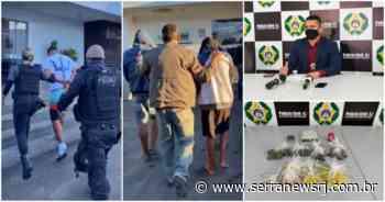 Polícia prende acusados de matar três jovens em Campos dos Goytacazes - Serra News