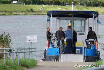 Veerponten varen niet - Het Belang van Limburg