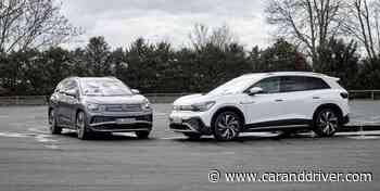Volkswagen ID.8: El verdadero coloso eléctrico ya está en marcha - Car and Driver