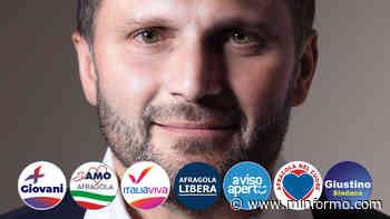 AFRAGOLA. È Gennaro Giustino il candidato a Sindaco di centro - Minformo