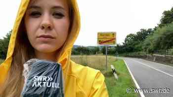 Auf den Straßen nach Kordel herrscht Lebensgefahr - SWR