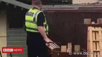 Police arrest investigated as Newport altercation on social media