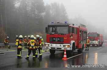 Unfall A3 bei Wertheim: Schwerer Verkehrsunfall - acht Verletzte und hoher Sachschaden