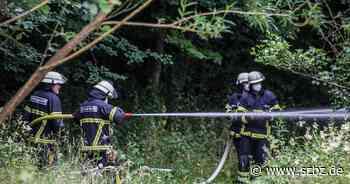SZ/BZ: Sindelfingen: 1. große Feuerwehr-Übung seit Corona - Sindelfinger Zeitung / Böblinger Zeitung