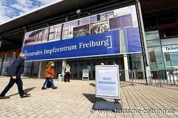 Quartiersaktion startet: Impfen-to-go in Weingarten - Freiburg - Badische Zeitung