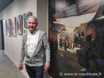 Essonne : venez (re)découvrir la peinture de Jacques Rohaut à Etampes - Le Républicain de l'Essonne