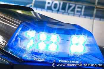 Tote Frau aus Wagensteigbach bei Kirchzarten geborgen - Kirchzarten - Badische Zeitung