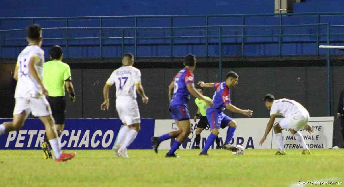 Lo mejor de Independiente CG 1-1 Dep. Capiatá - Tigo Sports