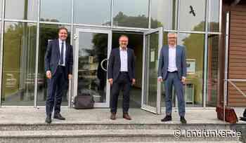 Dettenheim   Bürgermeisterversammlung fand in Dettenheim statt-Menschen für Impfungen gewinnen - Landfunker