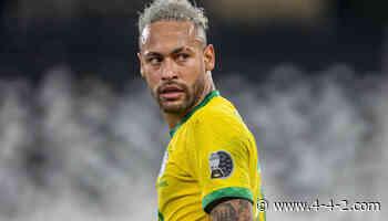Neymar vor Copa America-Finale wütend auf abtrünnige Fans - 4-4-2.com