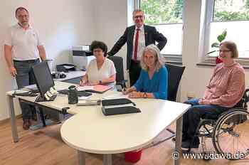 Jetzt im Kolpinghaus - Das Sozialbüro Osterhofen ist umgezogen - idowa