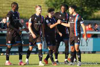 In pictures: new Carlisle United star Clough's debut hat-trick - News & Star
