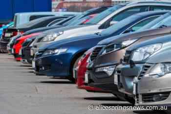 NT car sales nation's biggest increase - Alice Springs News Online