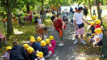 Graulhet : l'été s'est installé au centre de vacances de La Courbe - ladepeche.fr