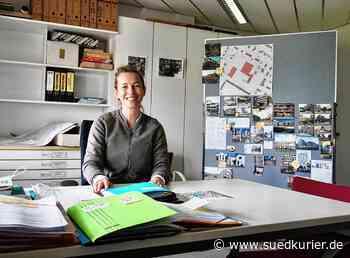 Gottmadingen: Olga Gozdzik will Prozesse im Dorf begleiten - SÜDKURIER Online