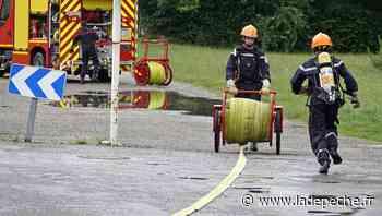 Caussade. Une dernière étape à franchir pour les jeunes sapeurs-pompiers - ladepeche.fr