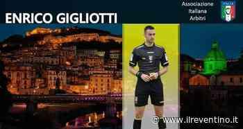 Motta Santa Lucia, Enrico Gigliotti promosso come arbitro di calcio in serie C - - Il Reventino