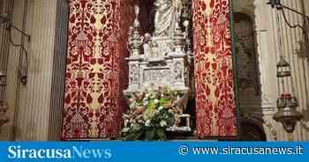 Siracusa, domenica esposizione straordinaria simulacro Santa Lucia - Siracusa News - Siracusa News