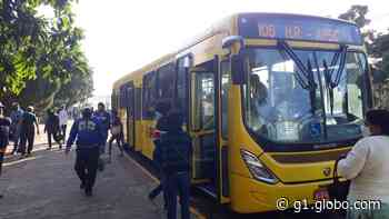 Paralisação do transporte coletivo urbano completa um mês em Presidente Prudente - G1