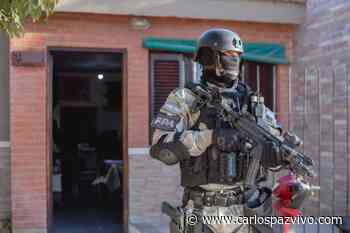 Cerraron 4 kioscos de drogas y secuestraron cocaína en Villa del Rosario - Carlos Paz Vivo!