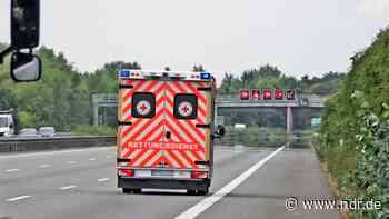 Haren: 65-Jähriger nach Unfall auf der A31 in Lebensgefahr - NDR.de