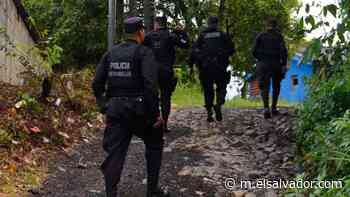 Movimiento de PNC dice les prohíben intervenir mareros en Apopa - elsalvador.com
