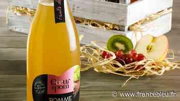 Les Jardins de L'Orbrie, créateur de jus de fruits à Bressuire - France Bleu