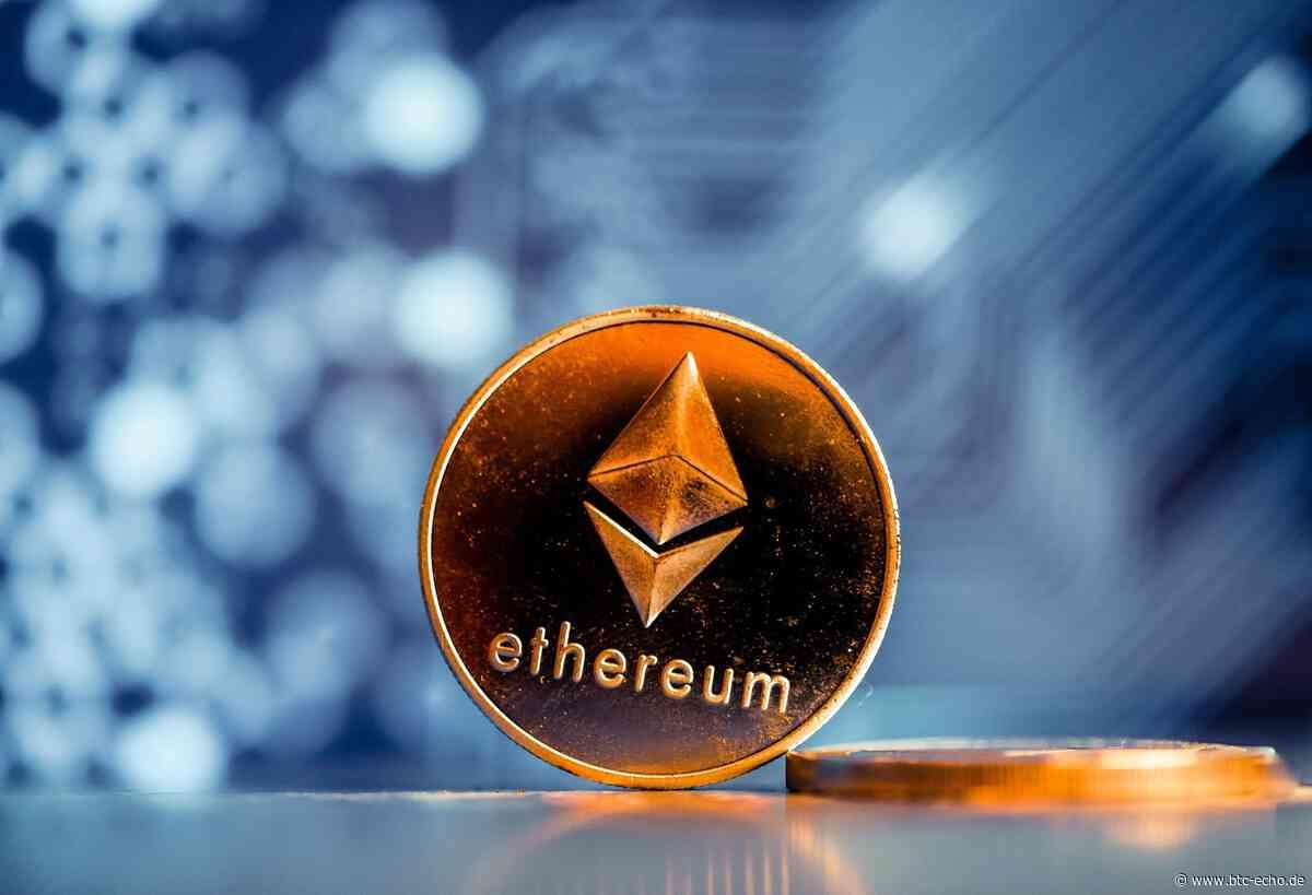ETH-Verknappung: 10 Ethereum-Wale besitzen jetzt 20 Prozent aller Ether - BTC-ECHO | Bitcoin & Blockchain Pioneers