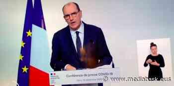 Jean Castex attendu à Anglet samedi   Euskal Herria   MEDIABASK - mediabask.eus