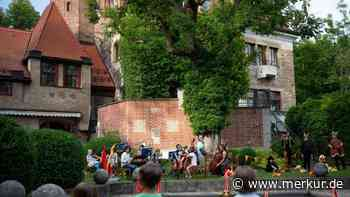 Glückliche Stunden bei der Burg Schwaneck - Merkur Online