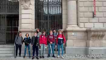 Le collège de Comines premier du programme d'études intégrées de Sciences Po Lille - La Voix du Nord