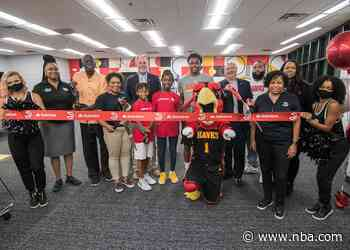 Hawks and State Farm Unveil Good Neighbor Club at Welcome All Park