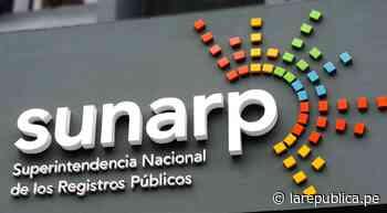 Oficina de la Sunarp reinicia atención presencial en Paita - LaRepública.pe