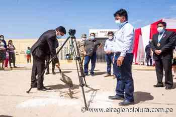 Paita: construirán Puesto de Auxilio Rápido de caleta La Tortuga - El Regional